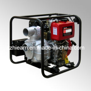 3 Inch High Pressure Diesel Water Pump Red Color (DP30HE) pictures & photos