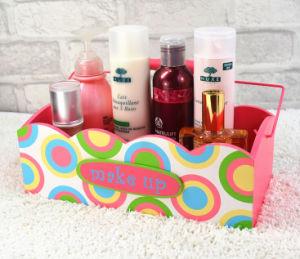 Loving Pink Make up Storage Basket pictures & photos