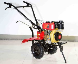 5HP Diesel Power Tiller with CE (1WG3.8C) pictures & photos