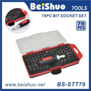 79-PC DIY Customized Screwdriver Bit Set pictures & photos