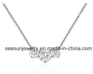 Sterling Silver Jewelry Necklace pictures & photos