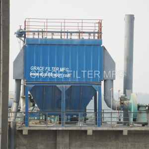 Stone Crusher Baghouse Filter Dust Collector