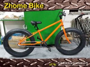 Bicycle Parts/Bicycle Frame/Fat Bike Alloy Aluminium Frame and Fork pictures & photos