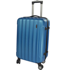 ABS Luggage with Spinner Wheels for Travel pictures & photos