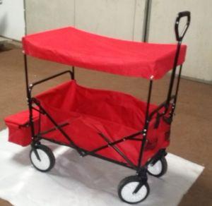Easy Folding Children Cart