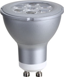 LED Power Spotlight GU10-7X1w 2835SMD 7W 480lm AC175~265V pictures & photos