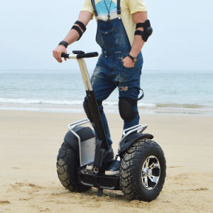 Smart Electric Scooter Chariot 1266wh 72V 4000W Self Balancing Scooter for Adults pictures & photos