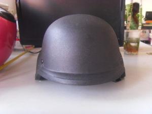 Black Color Nij Iiia Military Bullet Proof Helmet pictures & photos