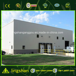 Cheap Prefab Modular Steel Warehouse pictures & photos