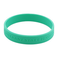 Fashion Silicone Rubber Bracelet pictures & photos