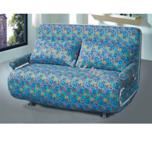 Fabric Sofa Bed (FS153)