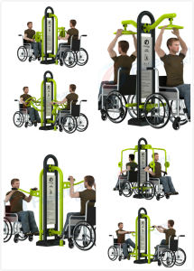 Eldly Disabled Outdoor Fitness Equipment pictures & photos