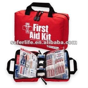 Fashion Economical Practical Camping Car Travel First Aid Kit pictures & photos