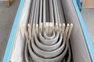 Titanium Tube U-Bend