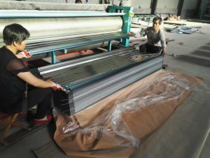Hot Dipped Galvanized Corrugated Steel Sheet for Roofing Sheet pictures & photos