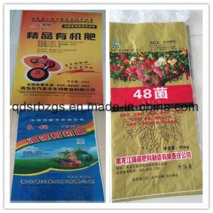 New Material and High Quality Plastic PP Woven Fertilizer Bag pictures & photos