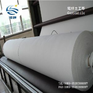 Hot Sale PP/Pet Needle Punched Filament Woven Non-Woven Geotextile Manufacturer pictures & photos
