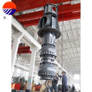 Vertical Mixed-Flow Pump