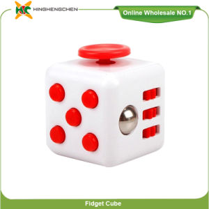 Fidget Cube Toy Hot Selling Magic Cube Magical Cube, Anti Stress Cube pictures & photos