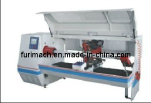 Single Shaft Automatic Vinyl Roll Slitting Machine pictures & photos