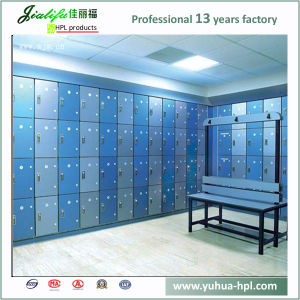 Jialifu Durable HPL Locker for Changing Room pictures & photos
