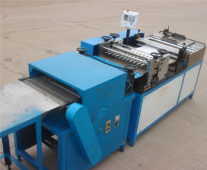 Rotary 4A Air Filter Pleating Machine