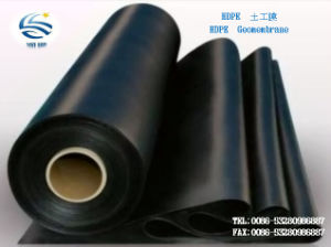 HDPE Geomembrane for Environmental Projects 2mm pictures & photos