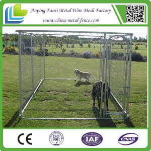China Supplier Outdoor Large Portable Dog Cage pictures & photos