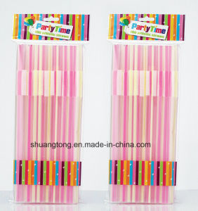 Super / Jumbo Flexible / Big / Drinking Straw pictures & photos