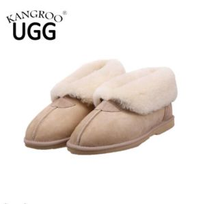 Classic Sheepskin Casual Men Shoes for Winter in Sand pictures & photos