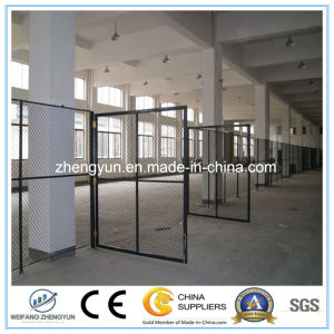 China Manufacturer High Quality Galvanized Fence Door pictures & photos