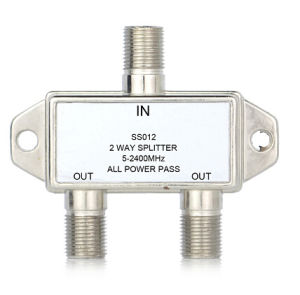 2way 5-2500MHz Smatv Splitter (SHJ-SS012) pictures & photos
