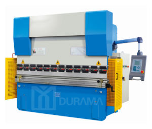 We67k CNC Hydraulic Steel Plate Folding Machine pictures & photos