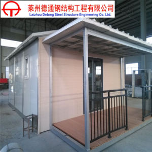 Prefabricated Houses Living Container House