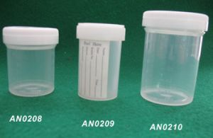 Medical Consumables Sterile Urine Container pictures & photos