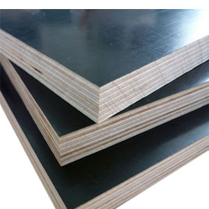 Phenolic Black Film Faced Plywood 18mm Thickness pictures & photos