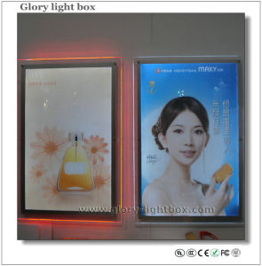 Colorful LED Light Acrylic Crystal Light Box pictures & photos