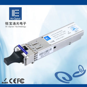 SFP+ 3G Bi-Di Optical Transceiver Module BIDI Optical Transceiver China Factory Manufacturer pictures & photos