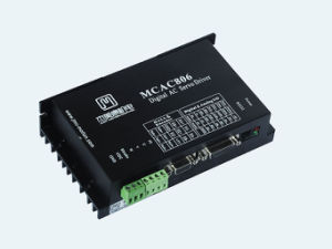 24-80VDC 8A Electric Servo Motor Driver Mcac806 pictures & photos