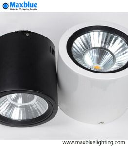 15-50W Open Surface Mounted CREE COB LED Downlight pictures & photos