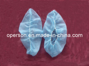 Disposable Non Woven Shoe Cover with Different Sizes pictures & photos