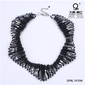 Bib Necklace Common Flash Jewelry pictures & photos