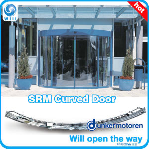 Curved Sliding Door pictures & photos