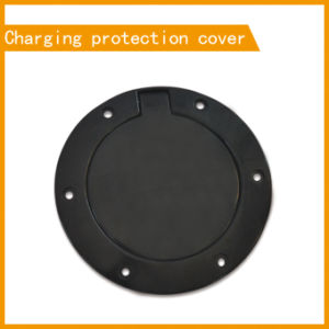 Electric Vehicle Fuel Tank Cover
