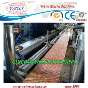 China Supply of WPC PVC Decking Machinery pictures & photos