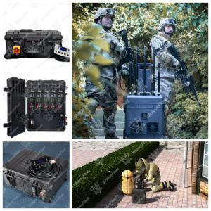 Vehicle Wireless Signal Bomb Eod Jammers Wf-Jamm5 pictures & photos