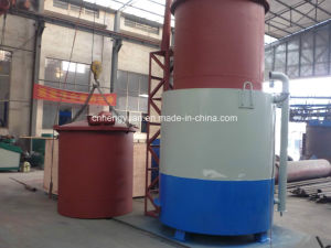 High Output BBQ Wood Charcoal Making Machine pictures & photos