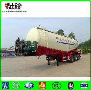 China 45m3 Bulker Cement Semi-Trailer for Africa pictures & photos