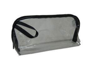 Clear Colorful Zipper PVC Plastic Plastic Bags for Toys (FLC-9104) pictures & photos