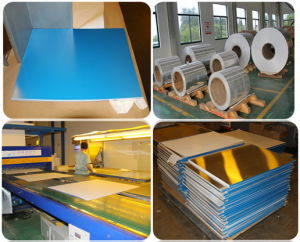 Sky Blue Coating Factory Supply UV-CTP, Ctcp Plate pictures & photos